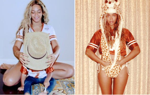 Beyonce Shares Snapshot of Blue Ivy -- See the Adorable Pic!
