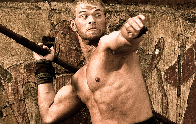 "Kellan Lutz on ""Hercules"" Injuries: I Had Two Lines of Scars on My Ass!"