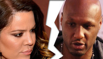 Khloe Kardashian Filing for Divorce From Lamar Odom -- TODAY