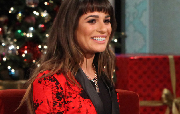 Lea Michele on Cory Monteith: I Was the Luckiest Girl In the World