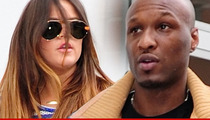 Khloe Kardashian, Lamar Odom -- Divorce Will Be Simple