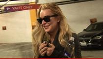 Lindsay Lohan -- My $75K Fur Is Missing