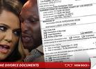 Khloe Kardashian Files Divorce Docs