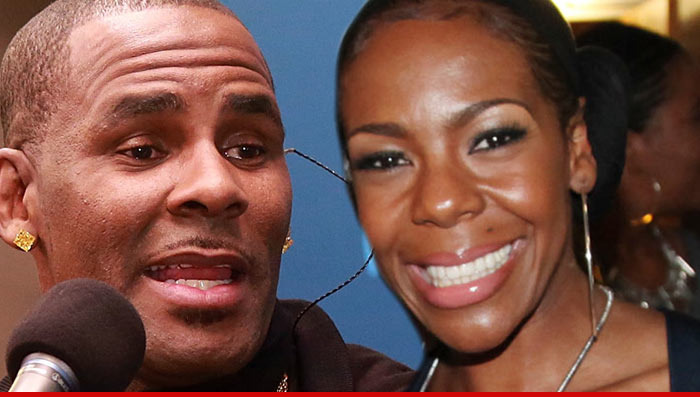 R. Kelly -- I DID Pay Child Support ... Someone Set Me Up ...