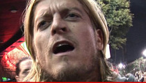 Wes Scantlin -- Bench Warrant Issued for Puddle of Mudd Singer's Arrest