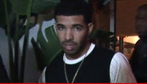Drake Sued -- Pulls Diva Move and Cancels Concert ... Allegedly