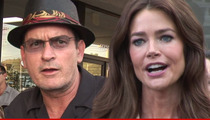 Charlie Sheen -- Denise Richards RUINED Christmas