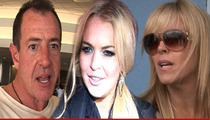 Michael Lohan to Dina -- You Feed Lindsay False Stories for Book ... I'll Sue!
