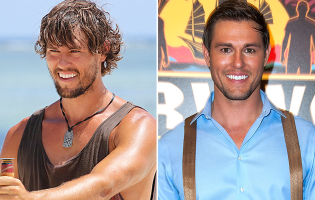 """Survivor: Blood vs. Water"" Stars Clean Up for Finale Party"