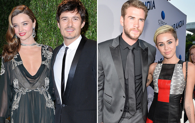 2013 Year In Review: Celebrity Breakups and End-gagements!