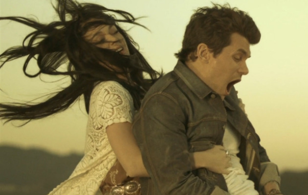 "John Mayer & Katy Perry Flaunt Their Love in ""Who You Love"" Video"