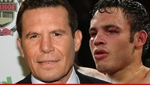 Julio Cesar Chavez -- Call Me Grandpa! ... Junior Has Baby Girl
