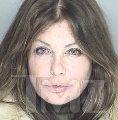 """Kelly LeBrock -- the gorgeous star of """"Weird Science"""" -- was busted for DUI."""