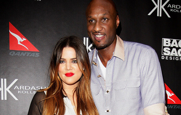 "Khloe Kardashian Tweets About ""Heartbreaking"" Divorce"