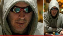 Poker Star Phil Laak -- Tax Man Calls His Bluff -- Ante Up...Or Else