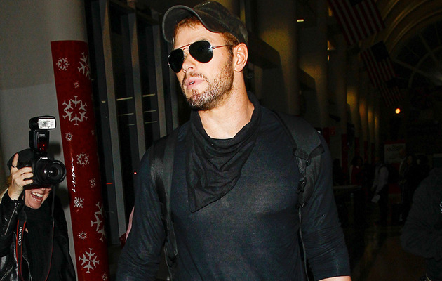 Kellan Lutz Reacts to Miley Cyrus' Dating Rumors