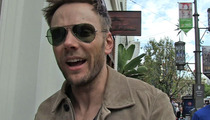 Joel McHale -- I Never TRASHED 'Community'