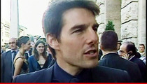 Tom Cruise Settles $50 Million Libel Lawsuit Over 'Abandoned' Suri
