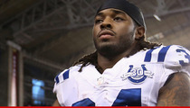 Trent Richardson -- No One Wants to Buy My Orgy Tape