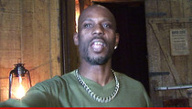 DMX -- Settles $1M Child Support Case With Baby Mama