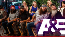 A&E Didn't Want to Disrespect Gay Employees By Keeping Phil Robertson on 'Duck Dynasty'