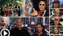 TMZ Live: 'Duck Dynasty' -- Family Threatens to Walk, A&E Screwed