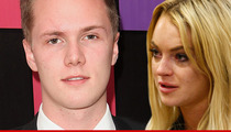 Barron Hilton Attacks Lindsay Lohan, Attacker With Atrocious Grammar