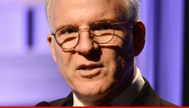 Steve Martin -- My Pasta Tweet Got Racial ... SCUSA!