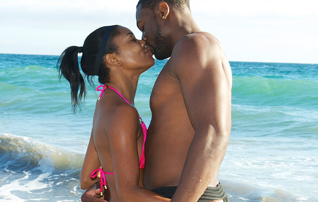 Gabrielle Union & Dwyane Wade Engaged -- See the Ring!
