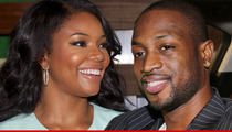 Gabrielle Union -- My Fat, New Engagement Ring is Worth ...