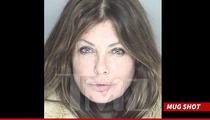 Kelly LeBrock -- Charged with DUI ... Blew Double the Limit