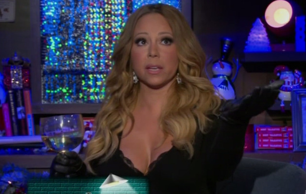 Mariah Carey Talks Hollywood Hookups, Eminem & Biggest Career Regret!