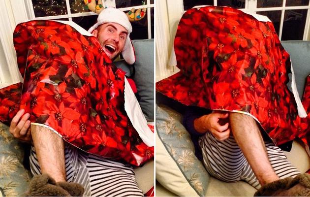 Adam Levine Gives Fiance Behati Prinsloo Early Christmas Gift!