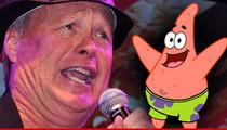 Bill Fagerbakke Legally Separated -- Wife Sponges Off Spongebob