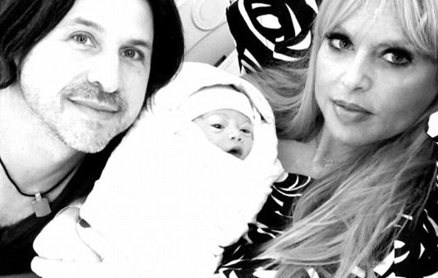 Rachel Zoe Posts First Photo of Baby Boy & Reveals His Name!