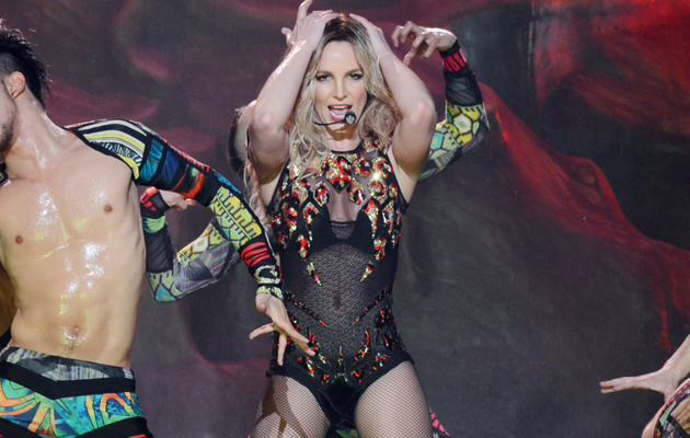 "Concert Review: Britney Spears' ""Piece of Me"" Vegas Show"