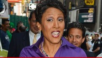 Good Morning America's Robin Roberts -- P.S. I'm Gay