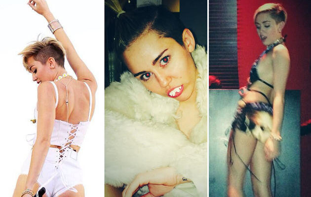 Miley Cyrus' Five Craziest Quotes From Her NY Times Interview!