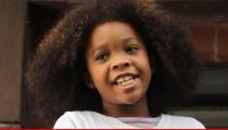 'Annie' Star Quvenzhane Wallis -- I'm 10 ... And I'm Bigger than Cameron Diaz!