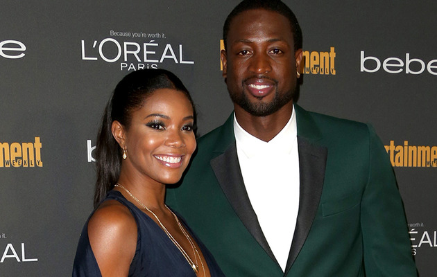 "Dwyane Wade Fathers Baby Boy During ""Break"" From Gabrielle Union"