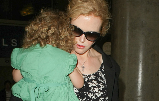 Wow! Nicole Kidman's Daughters Are Getting So Big