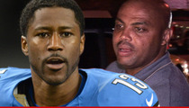 Detroit Lions Wide Receiver Nate Burleson -- Charles Barkley Is Right ... We Choked Big Time