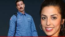 'Orange Is the New Black' Star Pablo Schreiber -- Wife Fed Up ... Files for Separation