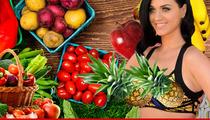 Katy Perry -- Backstage Demands ... Let Them Eat Rabbit Food!