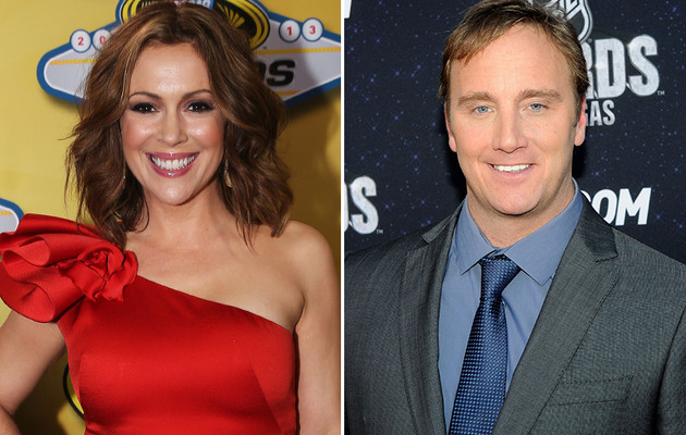 Alyssa Milano on Jay Mohr Fat-Shaming: It Hurt Me!