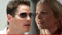 'Burn Notice' Star Seth Peterson -- Pregnant Wife Files for Divorce ... He Left Me for Some 22-Year-Old