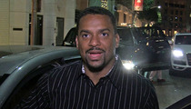 Alfonso Ribeiro Remembers James Avery ... And All That Jazz