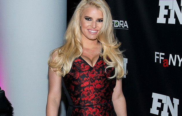 Jessica Simpson Shares New Photo of Son Ace