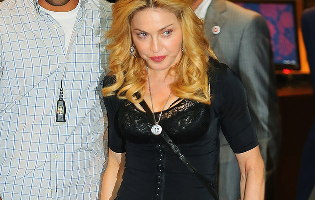 Madonna Faces Backlash After Posting Pic of Son Rocco with Alcohol