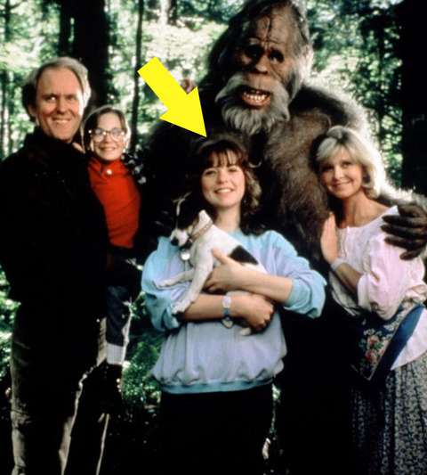 "Margaret Langrick played John Lithgow's less than enthusiastic daughter Sarah Henderson in the 1987 Bigfoot film ""Harry and the Hendersons."""